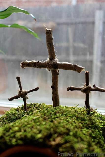 Easter Garden Tutorial