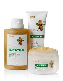 Mascarillas, cremas y bálsamos cabello de Klorane