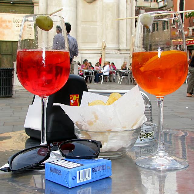 Spritz  Bar Al Canton, Campo San Barnaba