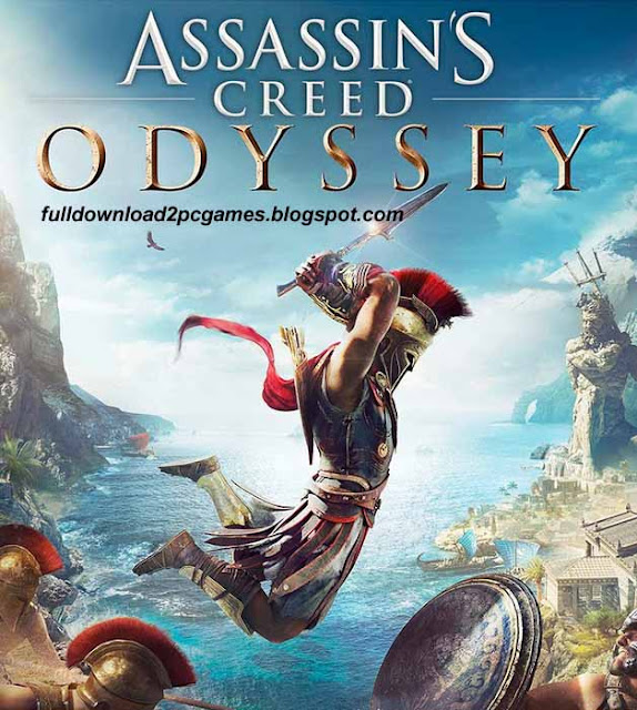 Playing With Stealth Video Game Developed By Ubisoft Quebec And Published By Ubisoft Assassin's Creed Odyssey Free Download PC Game