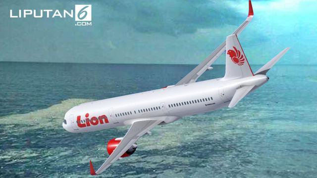 Saksi Mata: Kami Dengar Pesawat Lion Air Meledak Setelah Masuk Air