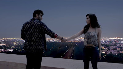 Arjun Kapoor With Shraddha Kapoor HD Wallpaper