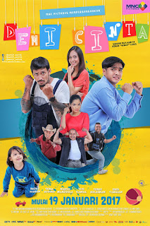 Download Film Demi Cinta (2017) Subtitle Indonesia