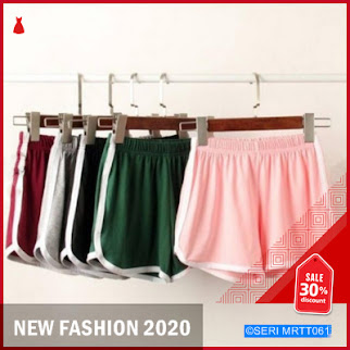 MRTT061C274 Celana Pendek Hot Pants List Keren BMGShop