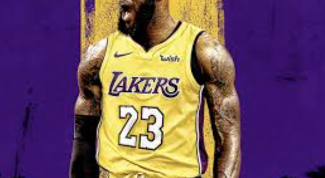 LeBron James Signs A Four year $154 deal with the Los Angeles Lakers