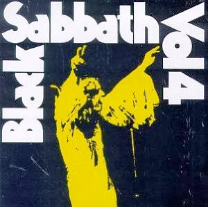 Black Sabbath Vol 4 1972
