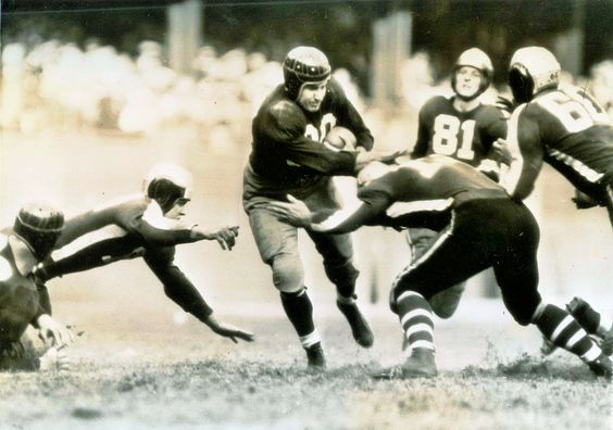 18b3c93ce16 Bill's Update Blog: 1941-42 Philadelphia Eagles