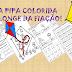 QUE LINDA PIPA! INTERDISCIPLINAR - 2º PERÍODO/ 1ºANO