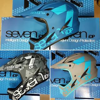 Helm Seven Idp M1 Full Face