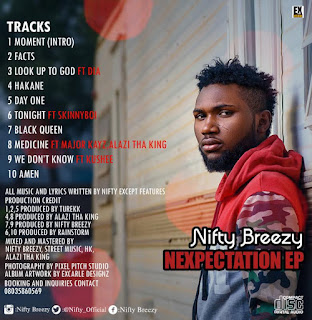 Nifty Releases (Track List) For The #NexpectationEP | @Nifty_Official