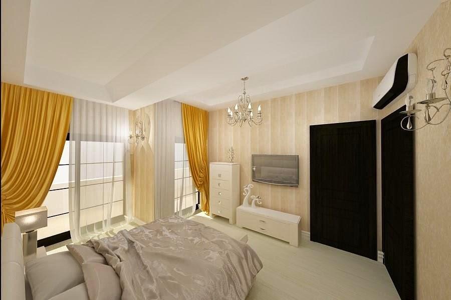 Portofoliu design interior case vile stil modern - Firma design interior Constanta, Mangalia.