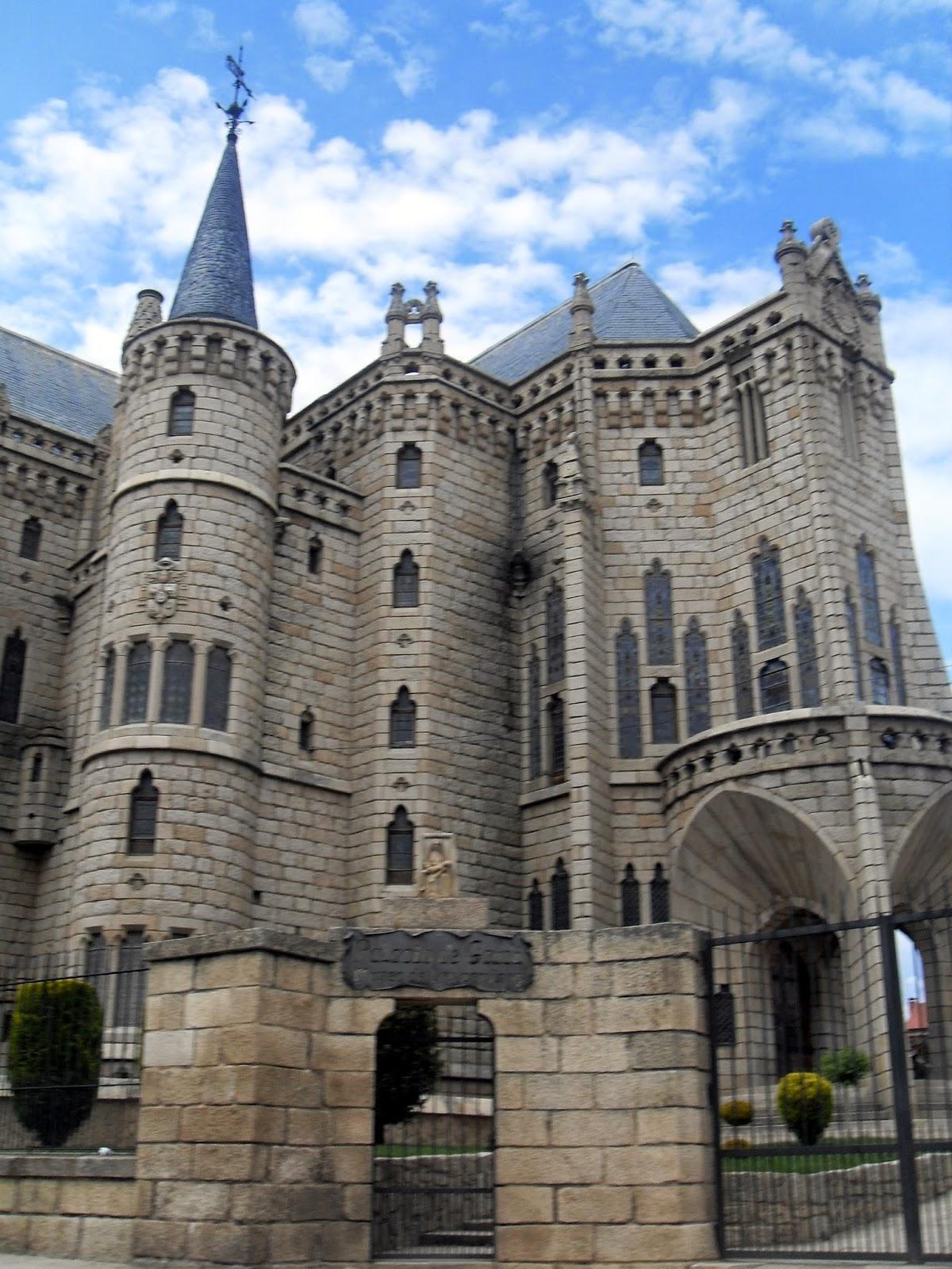 Palacio Gaudí Astorga