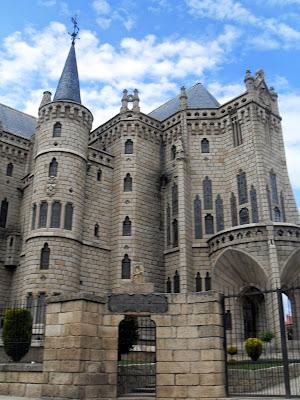 visitar el Palacio Gaudí en Astorga