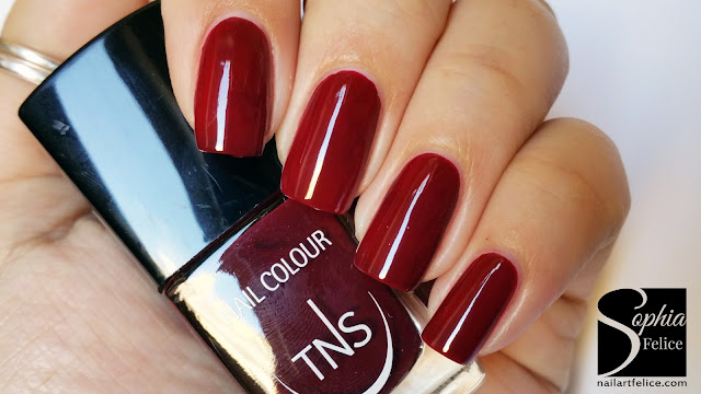 top coat flash tns cosmetics