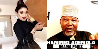 Bobrisky gave us a fake ₦500,000 cheque' – Alfa Hammed Ademola