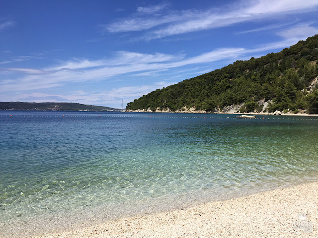 playa en split croacia