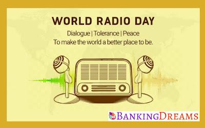 13th February : World Radio Day