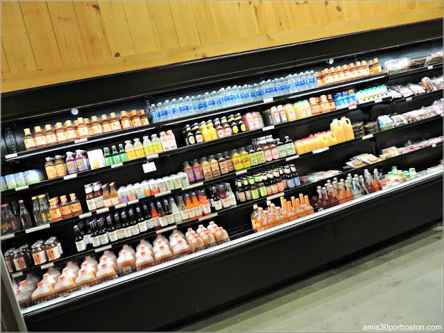 Applecrest Farm Market: Bebidas