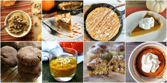 Top Ten Gluten-Free Pumpkin Recipes
