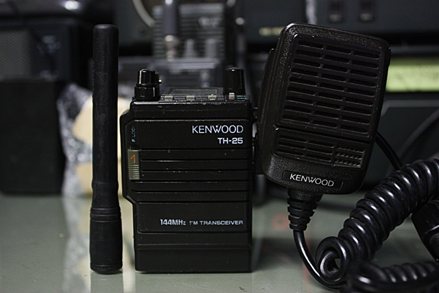 Kenwood TH-25AT VHF
