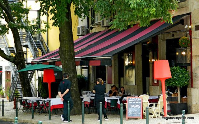 Restaurante Café no Chiado, Lisboa