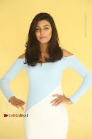 Anisha Ambrose Latest Pos Skirt at Fashion Designer Son of Ladies Tailor Movie Interview .COM 0689.JPG