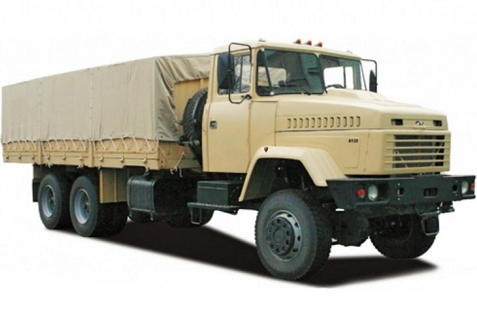 КрАЗ 6135В6
