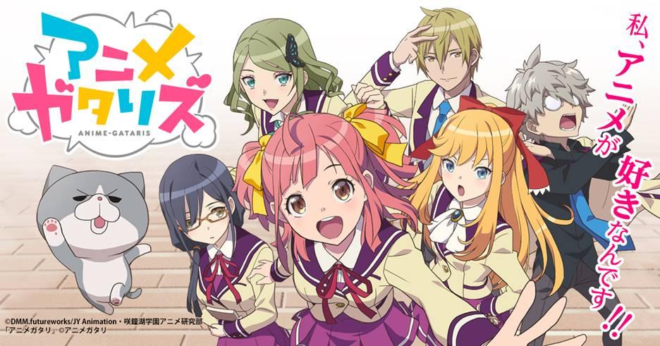 Rekomendasi Anime Fall 2017 Terbaik Dan Terbaru Yang Mendapat Rating
