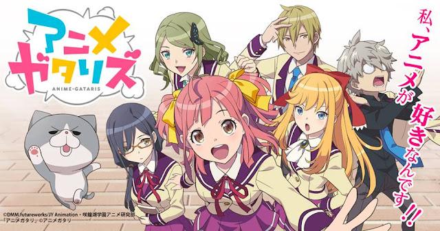 Rekomendasi Anime Fall 2017 Terbaik dan Terbaru