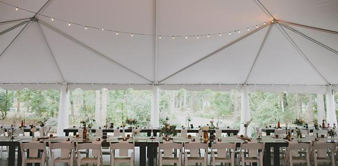 Morning Glory Farm NC Wedding Venues