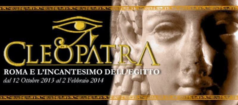 'Cleopatra, Rome and the Enchantment of Egypt' at Rome's Chiostro del Bramante museum