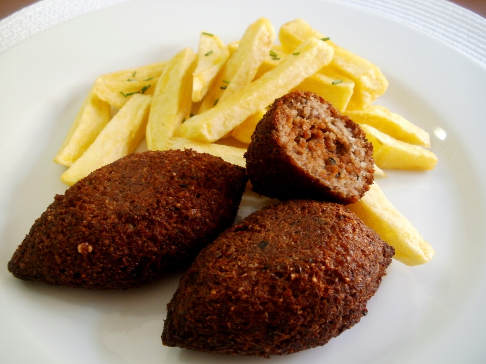 Kibbe frito