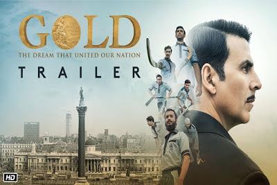 90 लाख बार देख जाने वाला यह गोल्ड मूवी का ट्रेलर, अक्षय कुमार हुए सुपर हिट !
