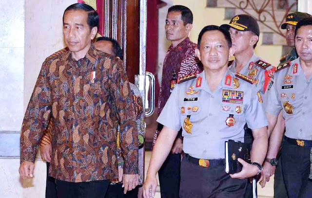 Jokowi Minta Penghina Dirinya Diproses Hukum