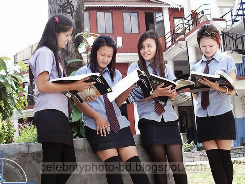 Hot and Sexy Teenage Nepali School Girls Hot Photos 2014 Collection
