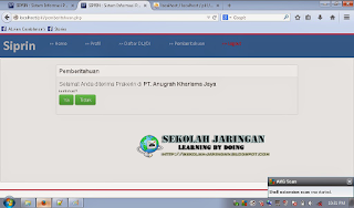 Download Gratis Source Code PHP Sistem Informasi Prakerin