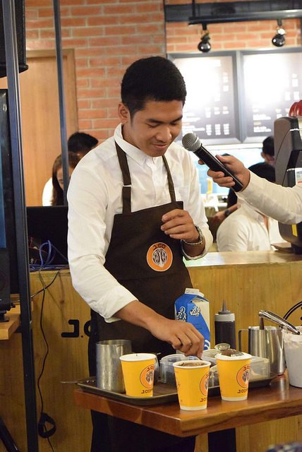 J.CO Launches Their All-New Premium Affogato Series!