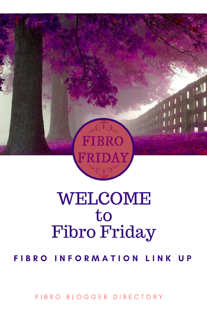 Fibro Friday Fibromyalgia link up