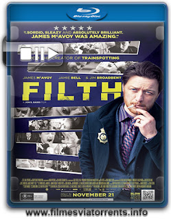 Filth Torrent - BluRay Rip 720p e 1080p Dual Áudio