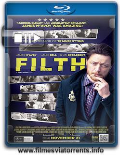 Filth Torrent - BluRay Rip 720p | 1080p Dublado (2016)