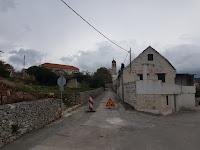 Pripremni radovi za asfaltiranje cesta Donji Humac slike otok Brač Online