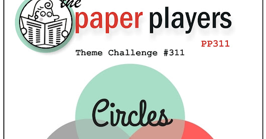 desert diva: The Paper Players : Circle challenge