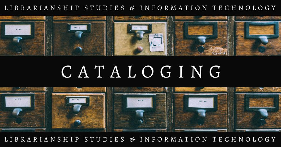Descriptive Cataloging