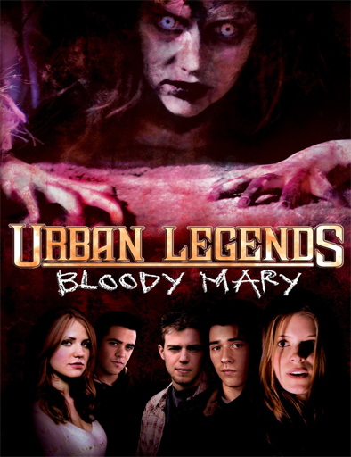 Ver Leyenda urbana 3 (Urban Legends: Bloody Mary) (2005)