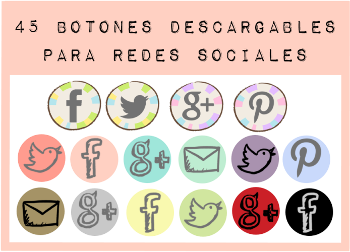 cafetera de letras blog novela 6 botones redes sociales. Black Bedroom Furniture Sets. Home Design Ideas