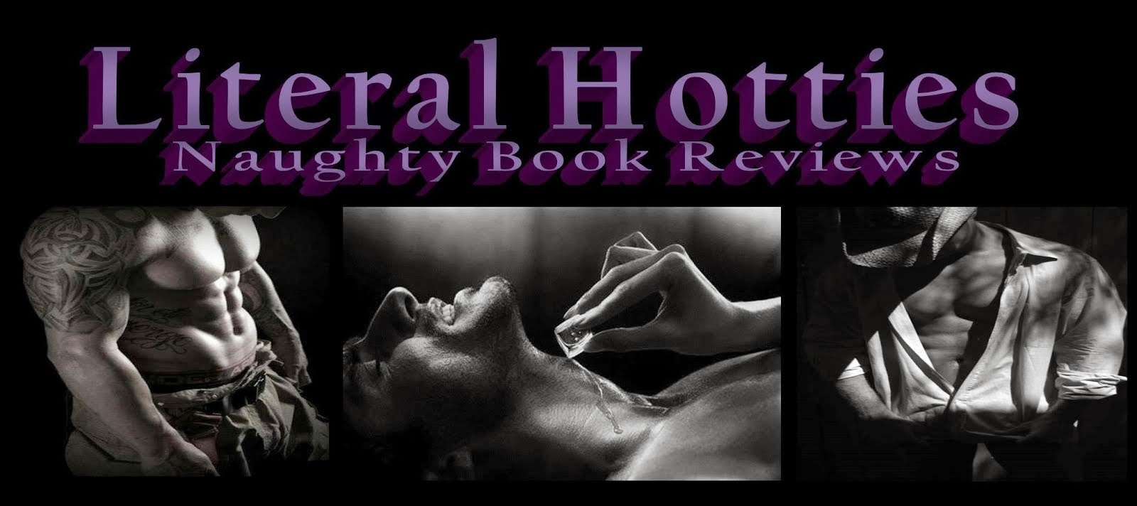 Literal Hotties Naughty Book Reviews