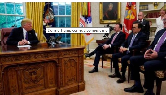 Prevén demócratas problemas para Trump si sólo logra un pacto bilateral