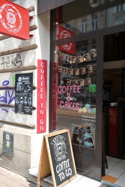 Knitted Coffee w Krakowie – relacja z odwiedzin