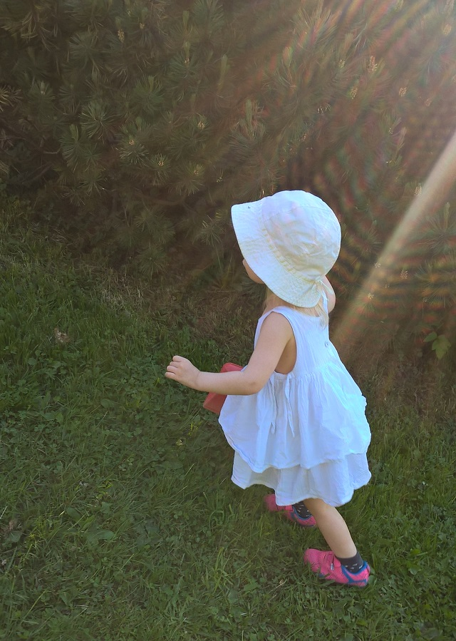 paljasjalkakengät lapselle, feelmax luosma
