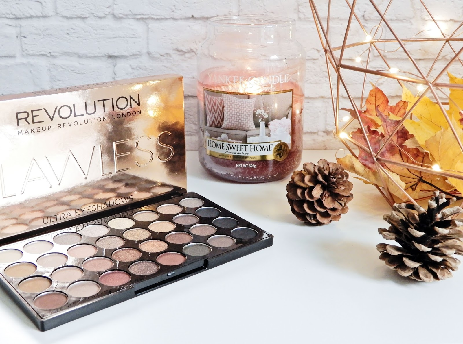 paleta Makeup Revolution Flawless